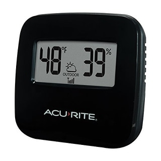 Acurite 02097M Wireless Indoor/Outdoor Thermometer With Humidity Sensor