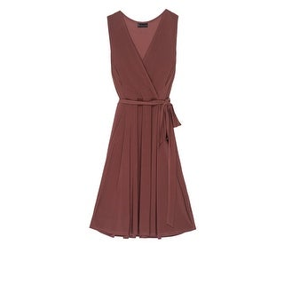 Bobeau Addie Wrap Dress Plus