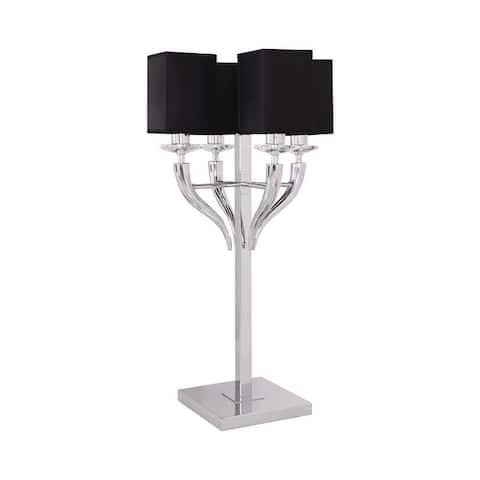 "Montecito 34"" 4-shade Table Lamp"
