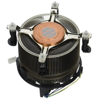 Intel Bxts15a 3850 Rpm Cooling Fan/Heatsink, Black