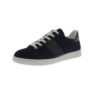Sam Edelman Womens Marquette Sneakers Denim Flats