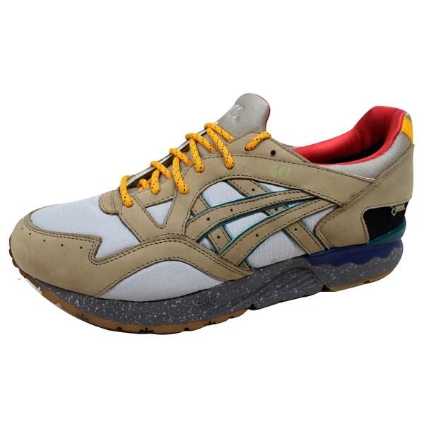 4a20aa002f0a ... Men s Athletic Shoes. Asics Men  x27 s Gel Lyte V 5 Vapor Blue Olive  Grey Bodega