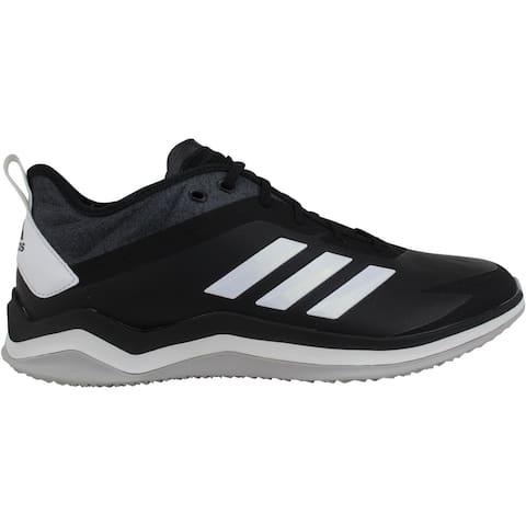 Adidas Speed Trainer 4 SL Core Black/Crystal White-Carbon CG5144 Men's