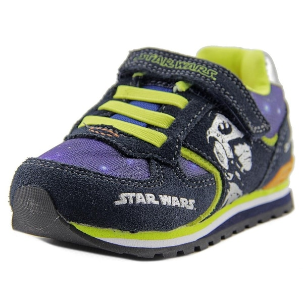 Star Wars by Stride Rite Retro Skywalker Round Toe Synthetic Sneakers