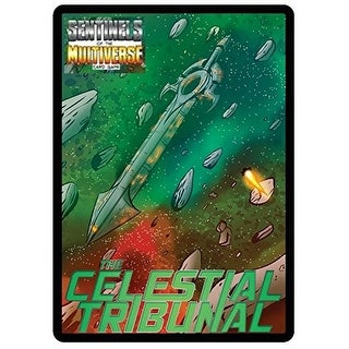 Sentinels of the Multiverse : CELESTIAL TRIBUNAL Environment Expansion