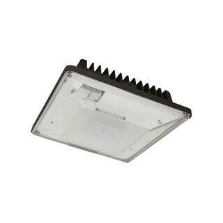 "MaxLite CPL40AUP50 CPL Single Light 10-1/4"" Wide Integrated LED Parking Garage L"