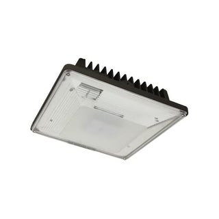 "MaxLite CPL58AUC50 CPL Single Light 10-1/4"" Wide Integrated LED Parking Garage L"