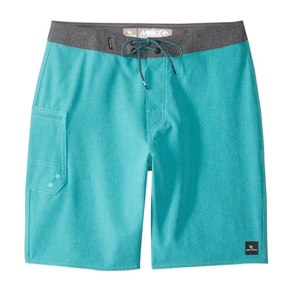 69593464fe Shop Rip Curl Blue Mens Size 33 Mirage Core Regular Fit Board Shorts - On  Sale - Free Shipping On Orders Over $45 - Overstock - 28023645