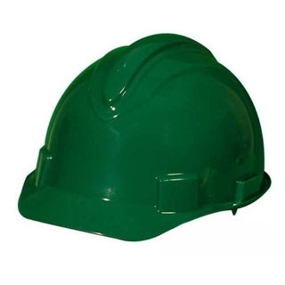 Jackson Safety 138-20399 Charger Hard Hat & Ratchet, Green