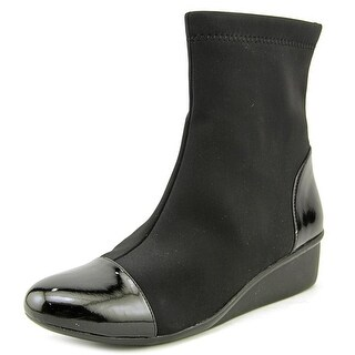 Ros Hommerson Easton Women SS Round Toe Synthetic Ankle Boot