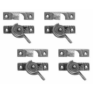 4 Ornate Solid Brass Window Sash Lock Satin Chrome|https://ak1.ostkcdn.com/images/products/is/images/direct/135e72f215f8408a2af045e2d34c2d7b687feb8c/4-Ornate-Solid-Brass-Window-Sash-Lock-Satin-Chrome-%7C-Renovator%27s-Supply.jpg?impolicy=medium