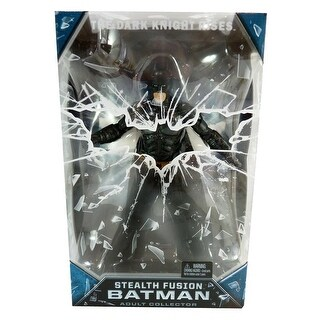 Batman Dark Knight Rises Stealth Fusion Batman Figure - multi
