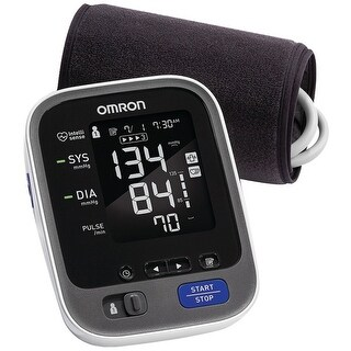 Omron Bp786 10 Series Advanced-Accuracy Upper Arm Blood Pressure Monitor With Bluetooth(R) Connectivity