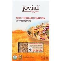 Jovial Wheat Berries - Organic - Einkorn - 16 oz - case of 12