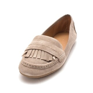 Kenneth Cole Reaction Womens Bare-ing Suede Closed Toe - 9.5
