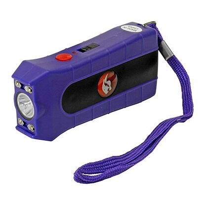 Duo Max Power Stun Gun - Purple