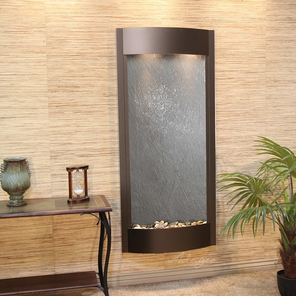 Pacifica Waters Fountain - Antique Bronze - Choose Options