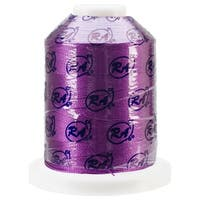 Rayon Super Strength Thread Solid Colors 1,100yd-Raspberry - Pink
