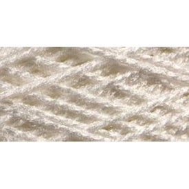 White - Needloft Craft Yarn 20yd