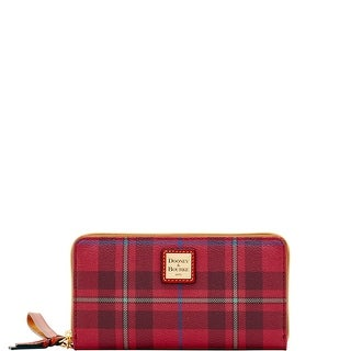Dooney & Bourke Tiverton Large Zip Around Wristlet (Introduced by Dooney & Bourke at $138 in Sep 2017)