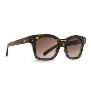 Vonzipper Sunglasses Belafonte Tortoise Line Grey with Brown Gradient Lens