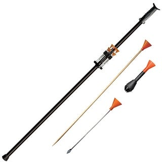 Coldsteel b6254pz cold steel 4 foot .625 blowgun big bore hunting weapon *b6254pz*