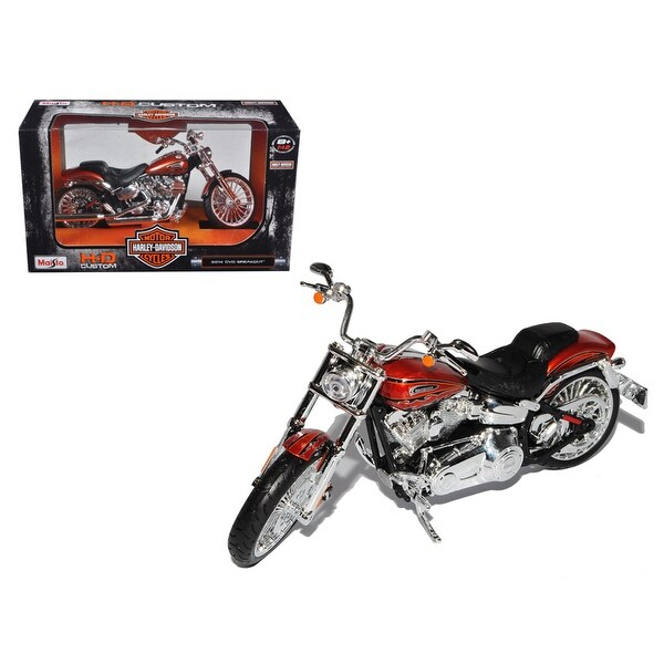 Shop 2014 Harley Davidson Cvo Breakout Motorcycle Model 1 12 By