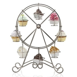 Ferris Wheel Cupcake Server, Holds 8 Cupcakes