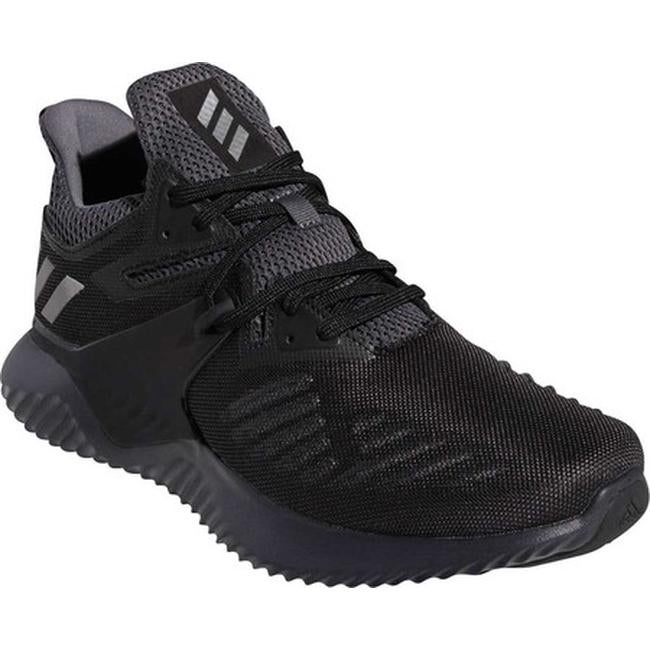 quality design 843d5 a8607 adidas Men's Alphabounce Beyond 2 Running Shoe Core Black/Silver Met/Carbon