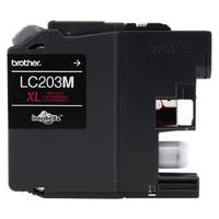 Brother LC203M Brother Innobella LC203M Ink Cartridge - Magenta - Inkjet - High Yield - 550 Page - 1 Each