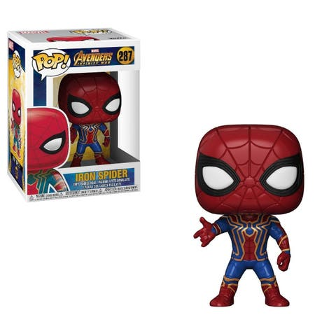 Funko Pop Marvel Avengers Infinity War-Iron Spider Collectible Figure