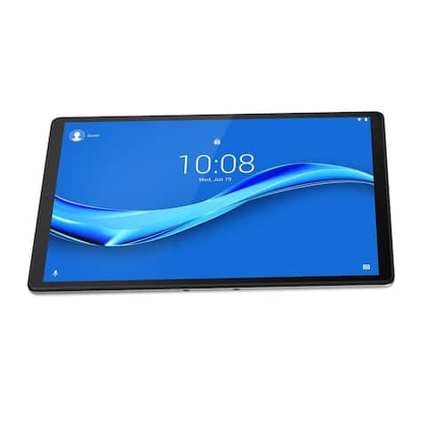 "Lenovo Smart Tab M10 Plus Gen 2 10.3"" Tablet 64GB WiFi,Platinum Gray (Refurbished) - Platinum Gray"