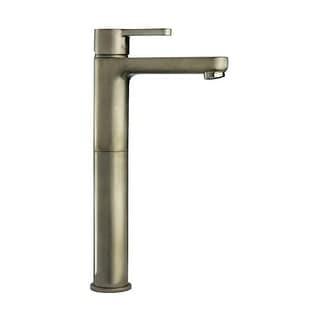 Fortis 9220500 Brera Single Hole Bathroom Faucet - Less Drain Assembly