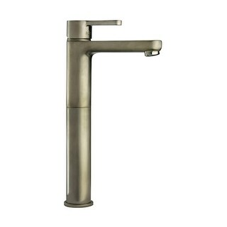 Fortis 9220500 Brera Single Hole Bathroom Faucet - Less Drain Assembly