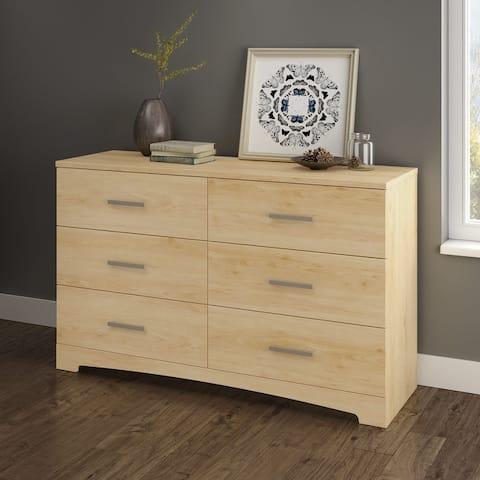 South Shore Contemporary Gramercy 6-Drawer Double Dresser