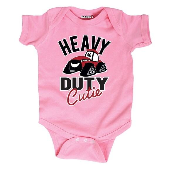 Heavy Dutie Cutie-Case Ih Infant One Piece