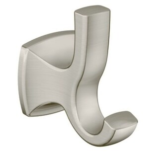 Moen YB5103 Double Hook Robe Hook from the Voss Collection (3 options available)