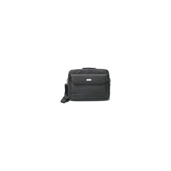 TRENDnet TA-NC1 TRENDnet Laptop PC Carrying Case - Clamshell - Black