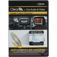Digital Innovation 41905 CleanDr(R) Car A/V Laser Lens Cleaner