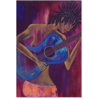 Soulepa, Unframed Fine Art Giclee_ This Moment