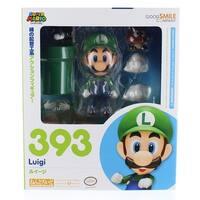Super Mario Nendoroid Action Figure Luigi - multi