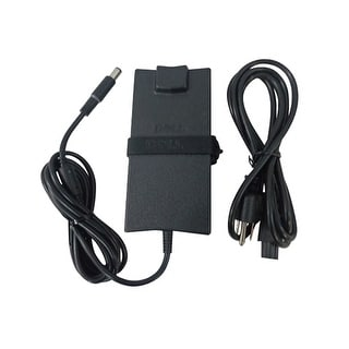 New Original Dell Inspiron Laptop Ac Adapter Charger w/ Power Cord 90 Watt