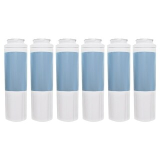 Replacement Water Filter Cartridge for KitchenAid Refrigerator KBFS25ECBL - (6 Pack)