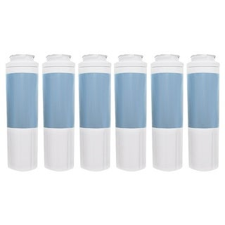 Replacement Water Filter Cartridge for KitchenAid Refrigerator KFIS20XVMS1 - (6 Pack)
