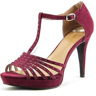 Style & Co. Womens CEEJAY Open Toe Ankle Strap D-orsay Pumps
