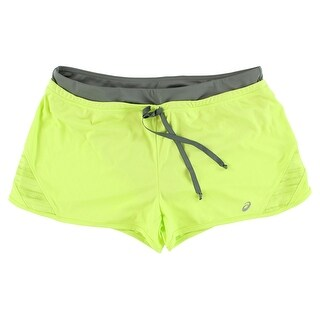 Asics Womens Lite Show Short Pistachio - pistachio/grey (2 options available)