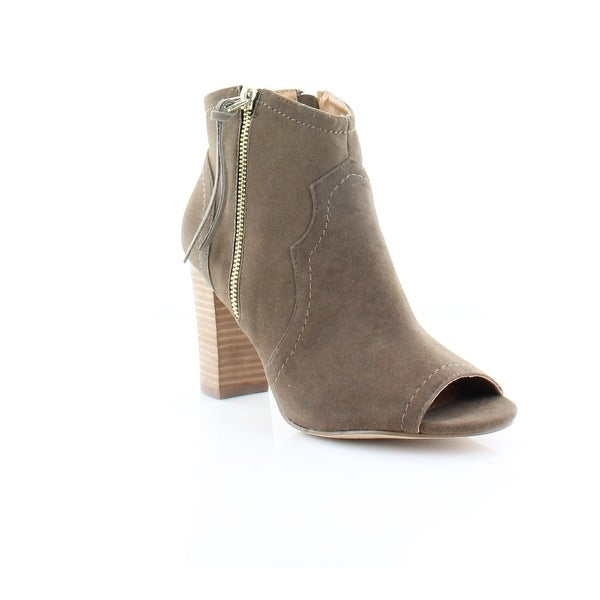 XOXO Barron Women's Boots Taupe - 8.5
