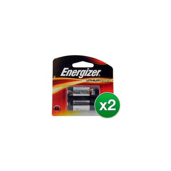 Replacement Battery for Energizer EL2CR5BP (2-Pack) Replacement Battery