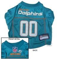 Miami Dolphins Pet Jersey - Medium