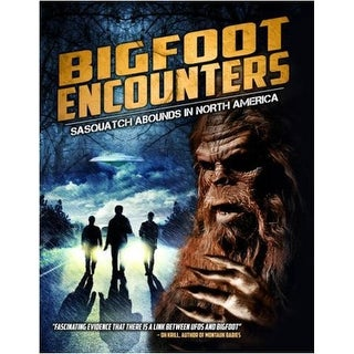 Bigfoot Encounters: Sasquatch Abounds in North [DVD]
